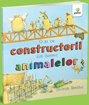 O zi cu constructorii din lumea animalelor/***