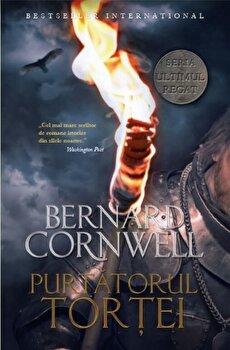 Purtatorul Tortei. Vol 10-Bernard Cornwell imagine