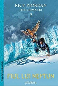Fiul lui Neptun. Eroii Olimpului (II)/Rick Riordan
