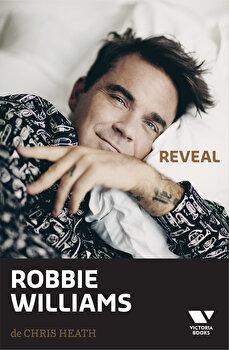 Imagine  Robbie Williams: Reveal - chris Heath