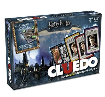 Joc Cluedo - Harry Potter
