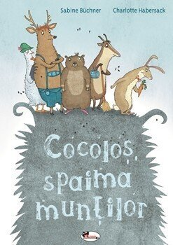 Cocolos, spaima muntilor/Charlotte Habersack, Sabine Buchner