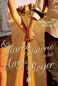 Marea calatorie a lui Amy si Roger/Morgan Matson imagine elefant 2021