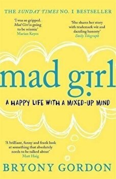 Mad Girl/Bryony Gordon poza cate