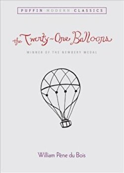 The Twenty-One Balloons, Paperback/William Pene Du Bois poza cate