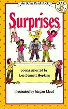 Surprises, Paperback/Lee Bennett Hopkins poza cate