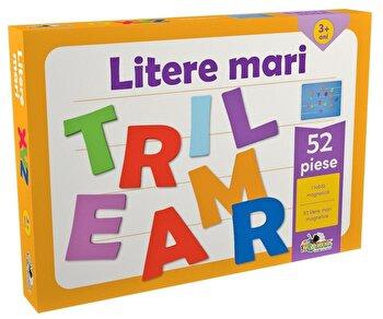 joc educativ - Litere magnetice