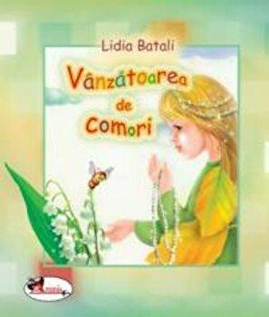 Vanzatoarea de comori/Lidia Batali imagine elefant.ro 2021-2022