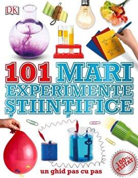 101 mari experimente stiintifice/*** poza cate