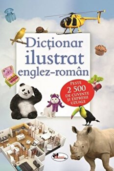 Dictionar ilustrat englez-roman/*** imagine elefant.ro 2021-2022