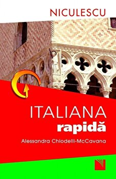 Italiana rapida/Alessandra Chiodelli-McCavana imagine elefant.ro