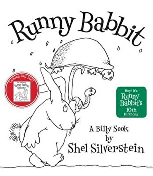 Runny Babbit: A Billy Sook, Hardcover/Shel Silverstein poza cate
