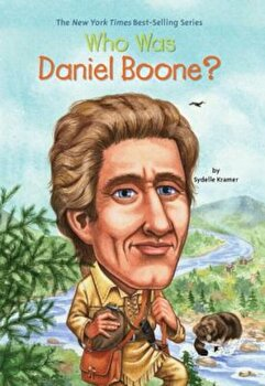 Who Was Daniel Boone', Paperback/Sydelle Kramer poza cate