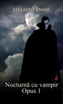 Coperta Carte Nocturna cu vampir