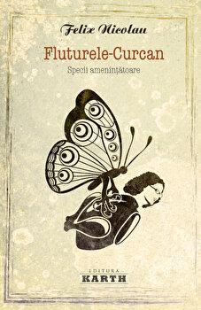Fluturele-curcan. Specii amenintatoare-Felix Nicolau imagine