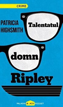 Coperta Carte Talentatul domn Ripley