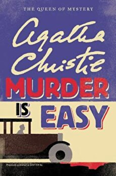 Murder Is Easy, Paperback/Agatha Christie poza cate