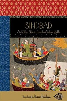 Sindbad and Other Stories from the Arabian Nights, Paperback/Muhsin Mahdi poza cate