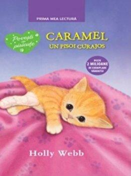 Caramel, un pisoi curajos/Holly Webb