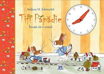 Tifi Papadie - Invata ceasul/Andreas H. Schmachtl