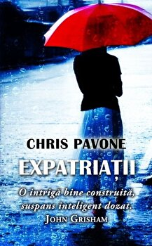Expatriatii-Chris Pavone imagine