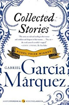 Collected Stories, Paperback/Gabriel Garcia Marquez poza cate