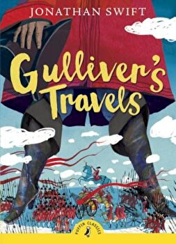 Gulliver's Travels, Paperback/Jonathan Swift poza cate