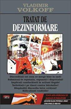 Tratat de dezinformare/Vladimir Volkoff imagine elefant.ro