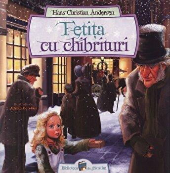 Fetita cu chibrituri/Hans Christian Andersen