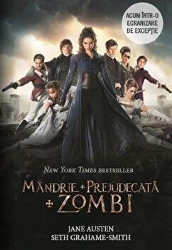 Mandrie + Prejudecata +Zombi/Jane Austen, Seth Grahame-Smith poza cate