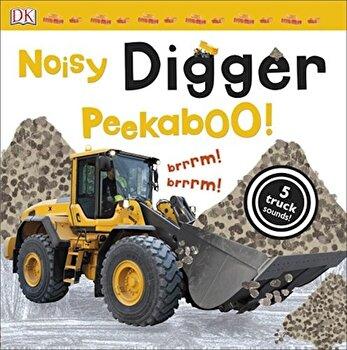 Noisy Digger Peekaboo!/*** poza cate