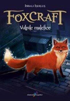 FOXCRAFT. Vulpile Malefice/Inbali Iserles imagine elefant.ro 2021-2022