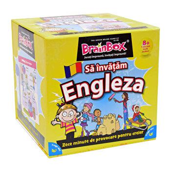 Joc Brainbox - Sa invatam engleza