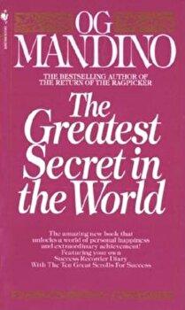The Greatest Secret in the World, Paperback/Og Mandino poza cate
