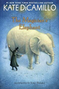 The Magician's Elephant, Paperback/Kate DiCamillo poza cate