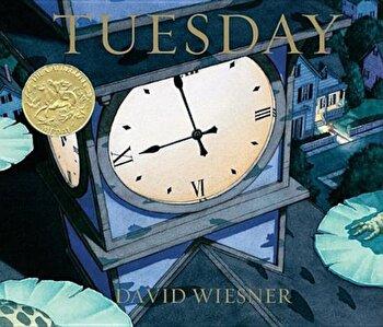 Tuesday, Hardcover/David Wiesner imagine
