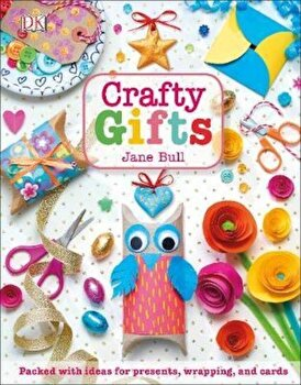 Crafty Gifts, Hardcover/*** poza cate