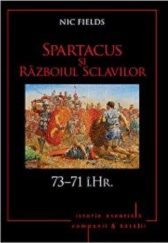 Imagine Spartacus Si Razboiul Scavilor - 7371 I.hr - - nic Fields