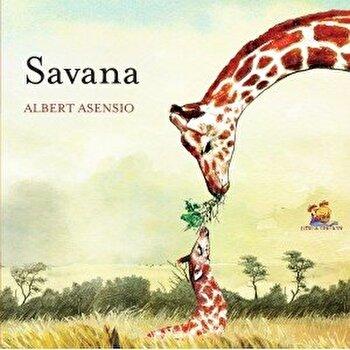Savana/Albert Asensio imagine elefant.ro 2021-2022