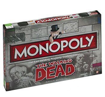 Joc Monopoly - The Walking Dead