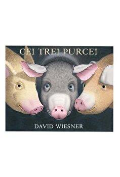 Cei trei purcei/Wiesner David