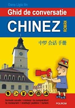 Ghid de conversatie chinez-roman-Dana Ligia Ilin imagine