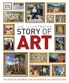 The Illustrated Story of Art/*** poza cate
