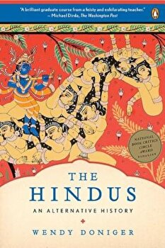 The Hindus: An Alternative History, Paperback/Wendy Doniger image0
