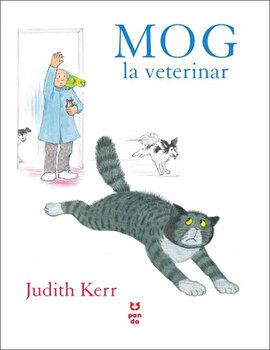 Mog la veterinar/Judith Kerr