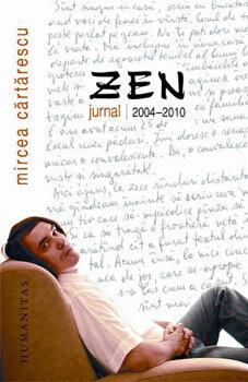 Coperta Carte Zen. Jurnal 2004-2010