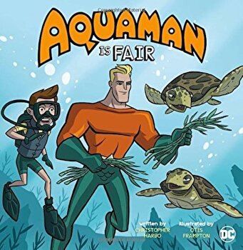 Aquaman Is Fair, Paperback/Christopher L. Harbo image0