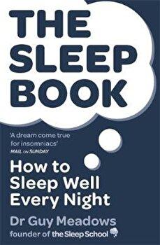 Sleep Book, Paperback/Guy Meadows poza cate