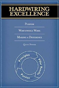 Hardwiring Excellence: Purpose, Worthwhile Work, Making a Difference, Paperback/Quint Studer image0