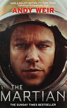 The Martian/Andy Weir poza cate